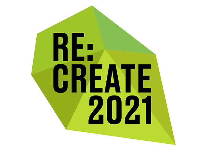 Re:Create 2021 Logo